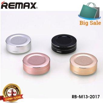 Loa di động cao câ p Bluetooth V4 1 công nghệ NFC REMAX RB M13