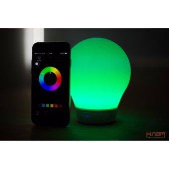 Loa Bluetooth Divoom AuraBulb 5W