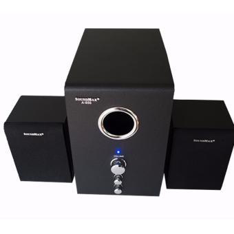 Loa Vi Tính SoundMax A850 2 1 25W