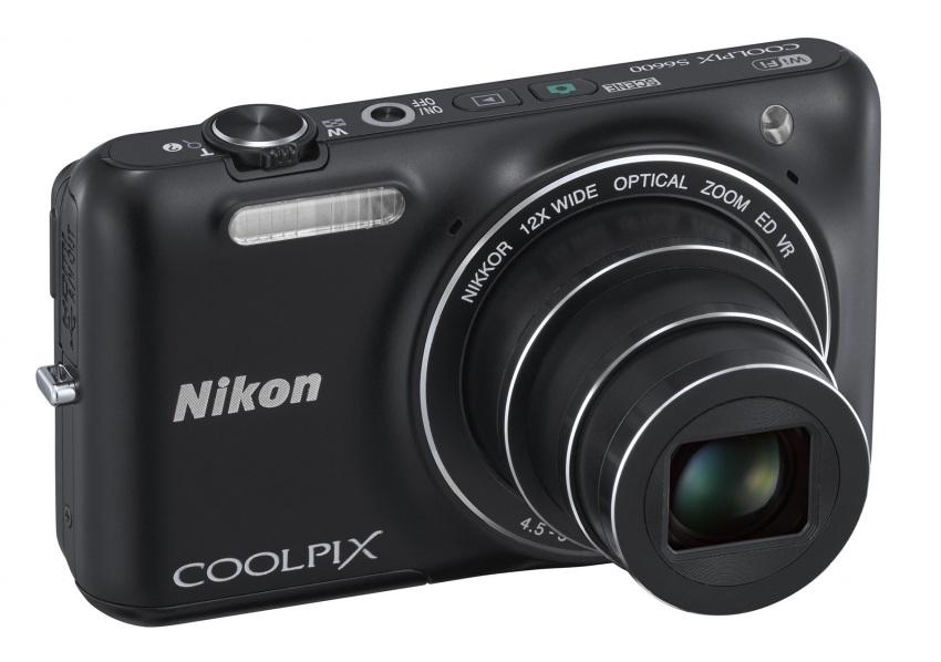 Máy ảnh KTS Nikon Coolpix S6600 16MP