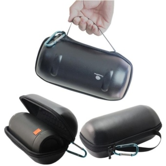 Travel Zipper Flip Case Bag for JBLPulse 2 bluetooth Speaker intl