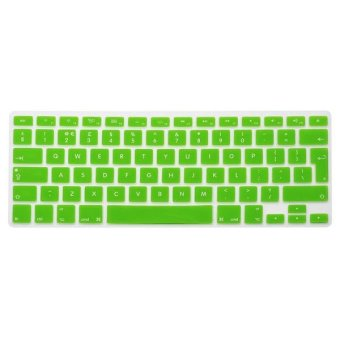 UK EU Silicone Keyboard Cover Skin For Apple Macbook Mac Pro Air 11inch 13inch 15inch 17inch intl