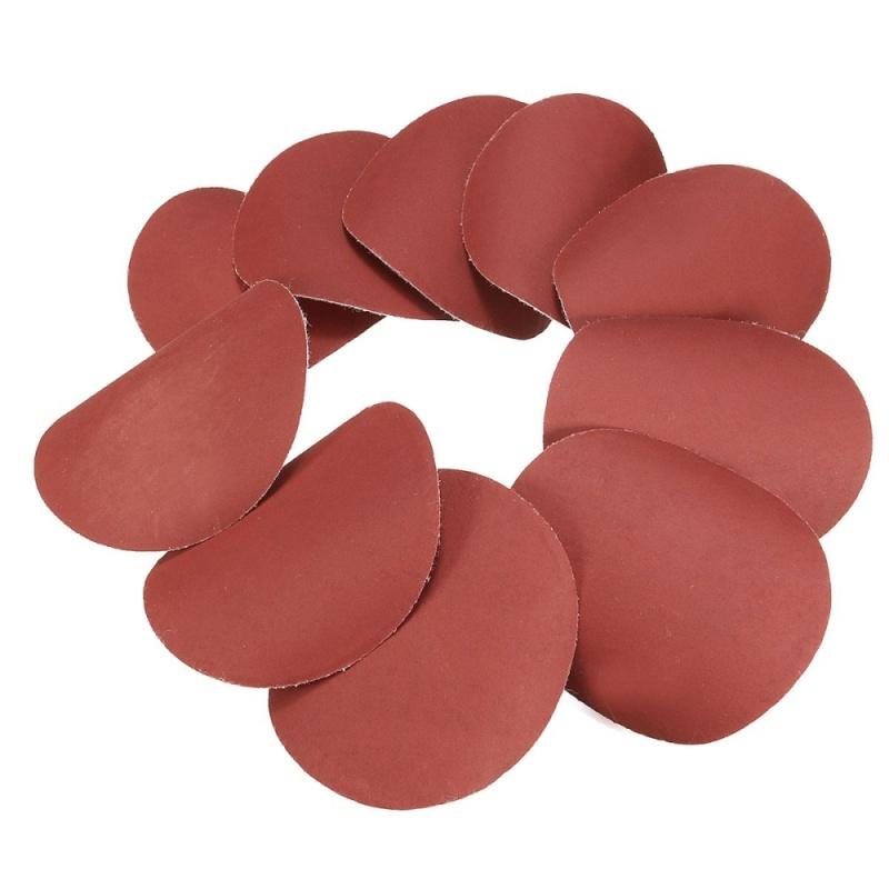 10x 75mm 3inch Sanding Discs Sandpaper 1200 Grit - intl