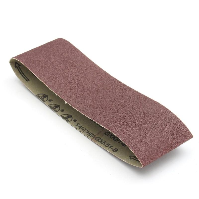 "1PCS 3"" x 21"" 60 Grit Grinding Sanding Belt Alumina Oxide Sharpening Abrasive - intl"