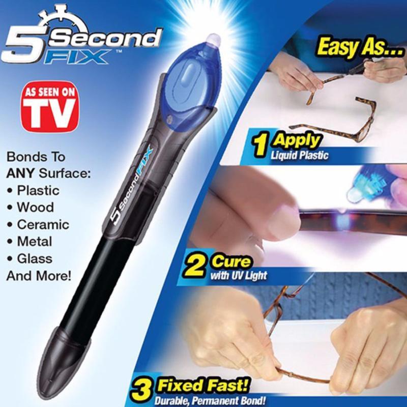 ✅ 5 Second Fix✅  - Hàn gắn mọi thứ như ý - Hiệu quả trên mọi chất liệu từ da, nhựa, gỗ hay thậm chí là kim loại!