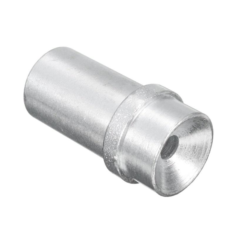 5mm ron Sand Blasting Sandblaster Nozzles Tips For Pneumatic Glass Tools Silver - intl