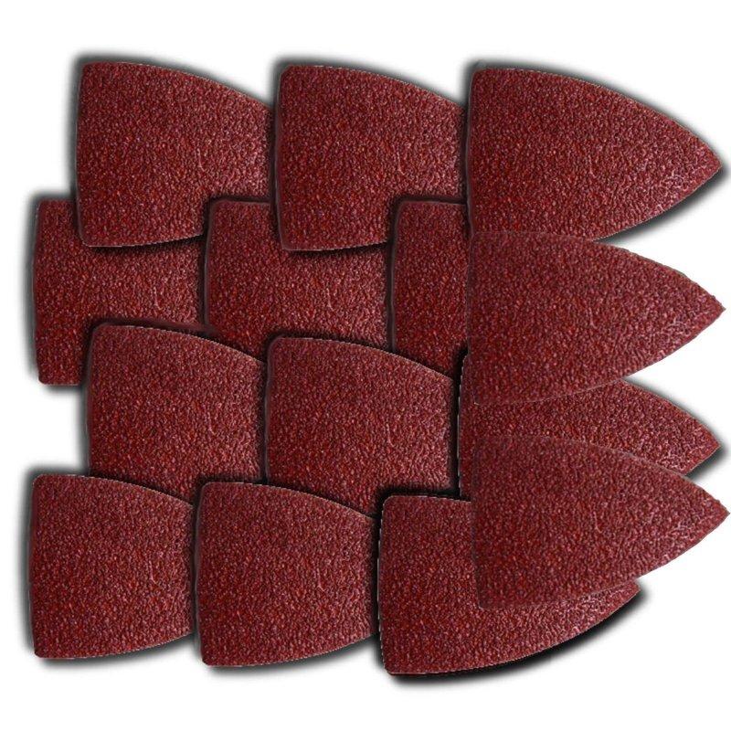 Bộ 15 giấy chà nhám rung đa năng kiểu ngón tay