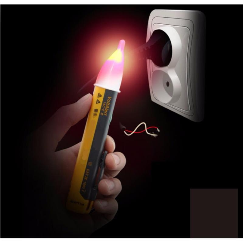 Bút dò (thử) điện thông minh (dò bên ngoài dây điện, xuyên tường)
