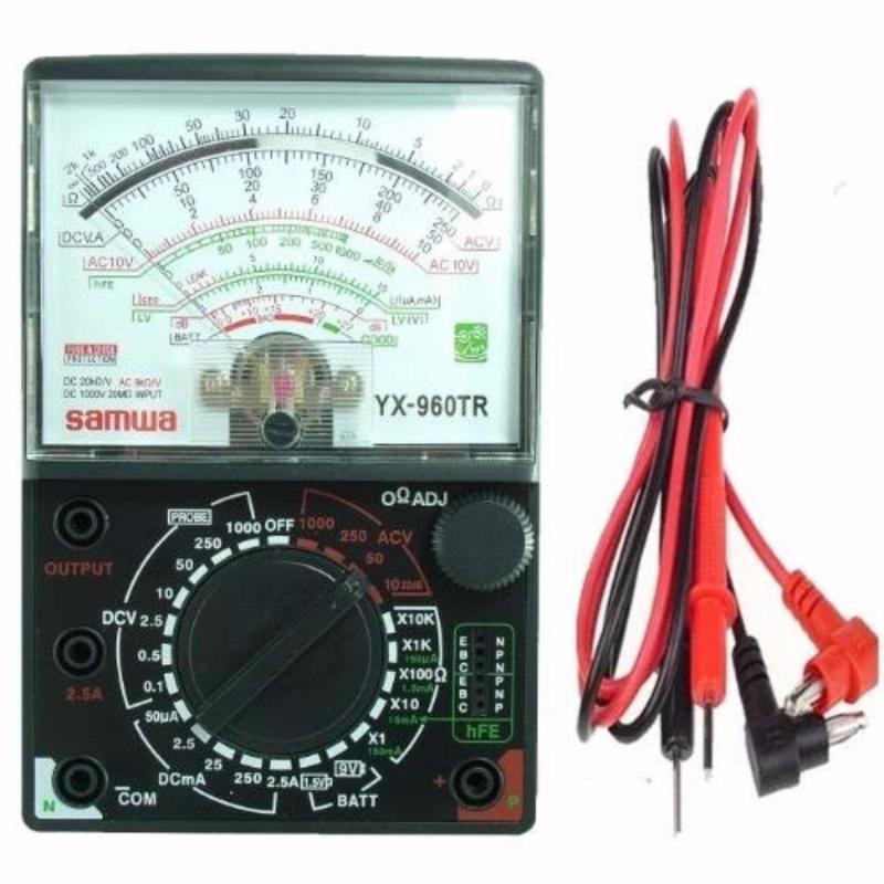 Đồng hồ đo kim vạn năng YX-960TR VOM ( Gia Hân Shop )