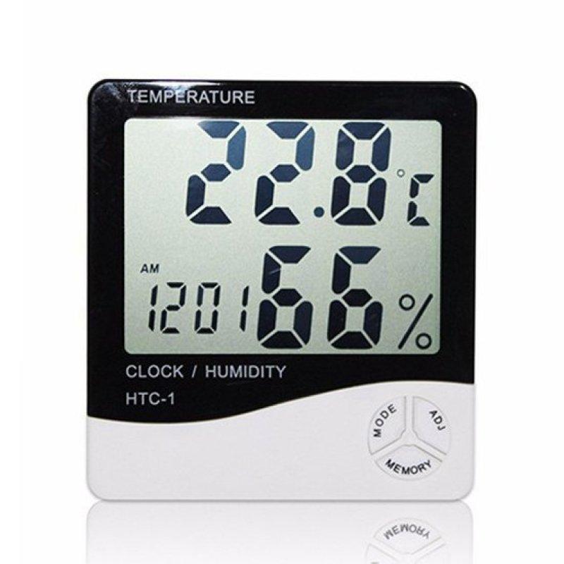 Đồng hồ đo nhiệt độ và độ ẩm HTC