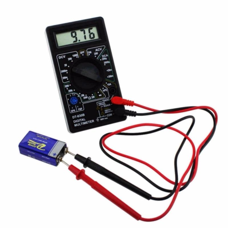 Đồng hồ đo vạn năng DT-830B  tặng bin 9v