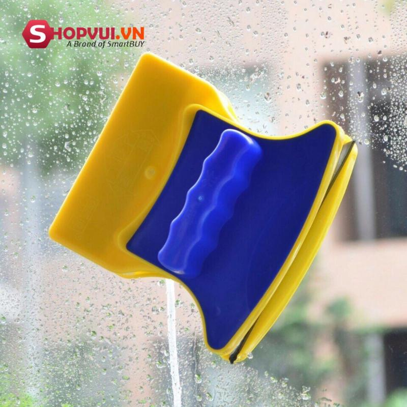 Dụng cụ lau cửa kính - Brushes Cleaner Double Side Glass Wiper