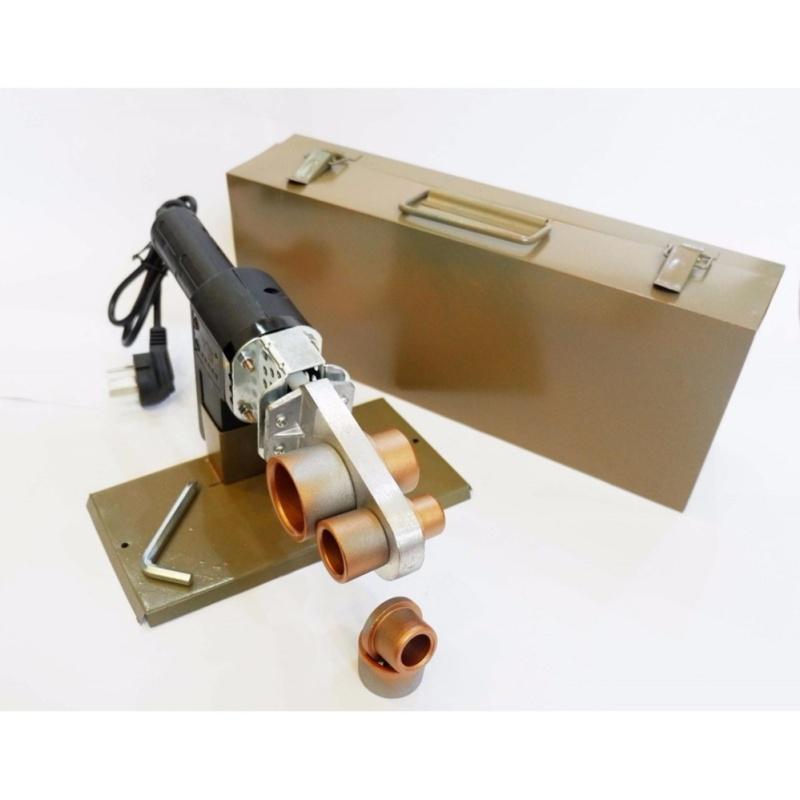 Giá máy hàn ống nhựa ppr, máy hàn nhiệt hàn ống PP-R 20-32mm 700W, HÀNG CHẤT LƯỢNG CAO, bảo hành UY TÍN