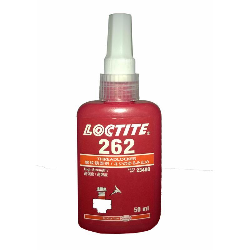Keo khóa ren Loctite 262 cho bulông, ốc vít - chai 50ml