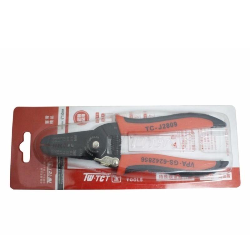 Kìm tuốt dây điện TW.TCT Tools 150mm