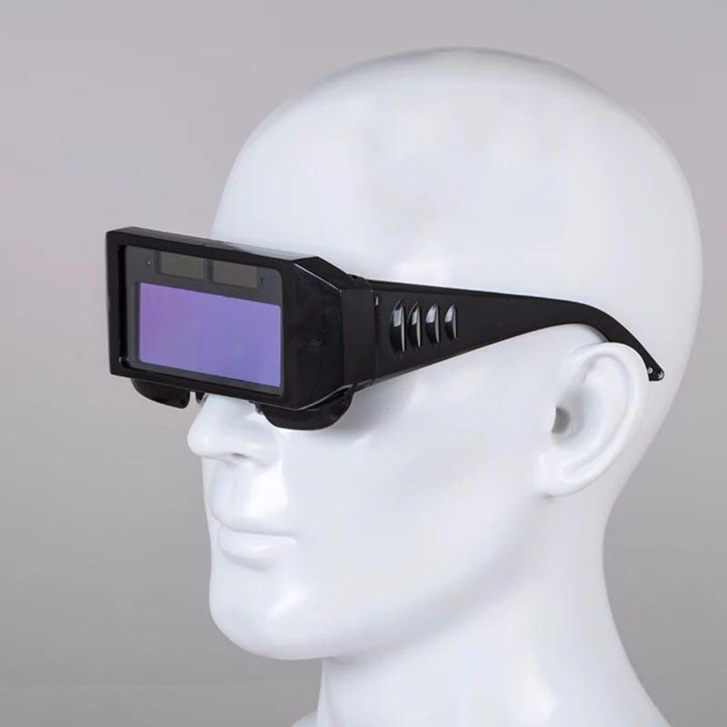 Mắt kính hàn điện - Kính hàn điện tử CẢM BIẾN ÁNH SÁNG, nhìn rõ khi hàn - Bảo hành 1 đổi 1 bởi ALI247