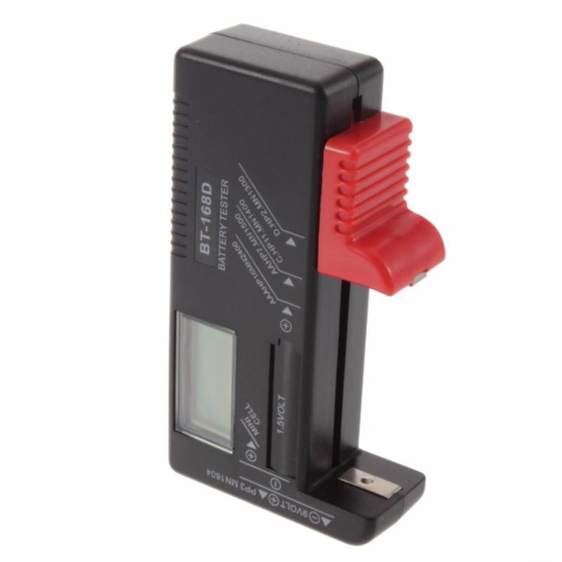 Máy đo dung lượng pin kỹ thuật số BT 168D