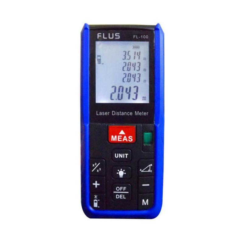Máy đo khoảng cách laser Flus FL-100