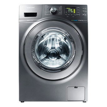 Máy giặt sấy lồng ngang Samsung WD106U4SAGD SV Giặt 10 5kg Sấy 6kg Inverter