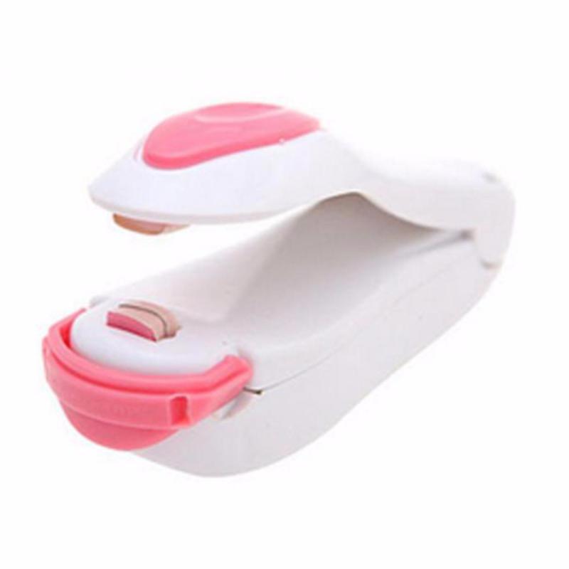 Máy hàn miệng túi mini (Trắng)(SKU 110)