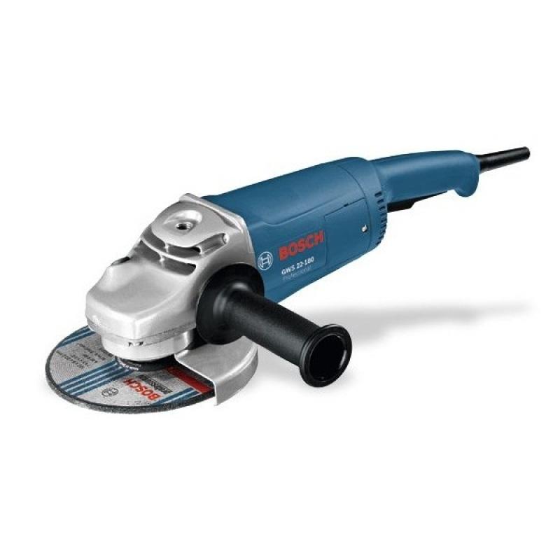 Máy mài Bosch GWS22-180 2200W (Xanh)