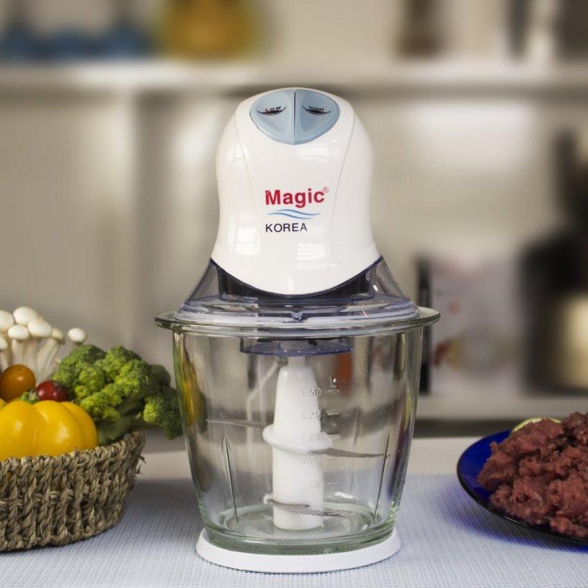 Máy xay thực phẩm Magic Korea A04 1.5L (Trắng)