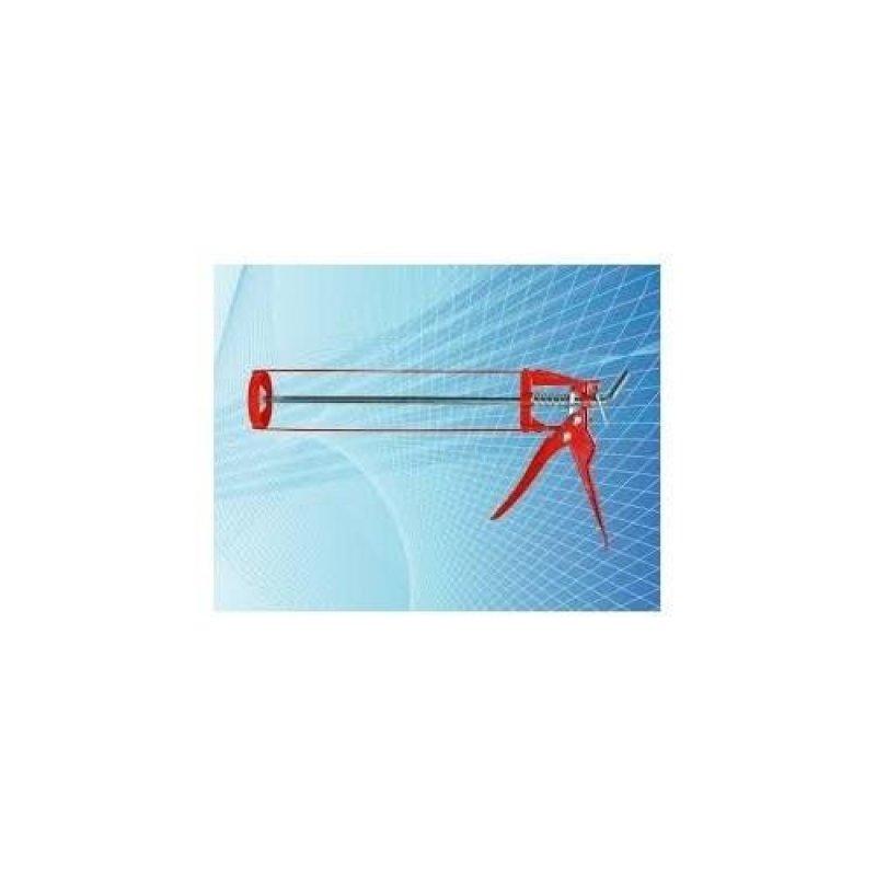 Súng Bắn Keo Dán kính Đỏ - Súng bắn keo Silicon