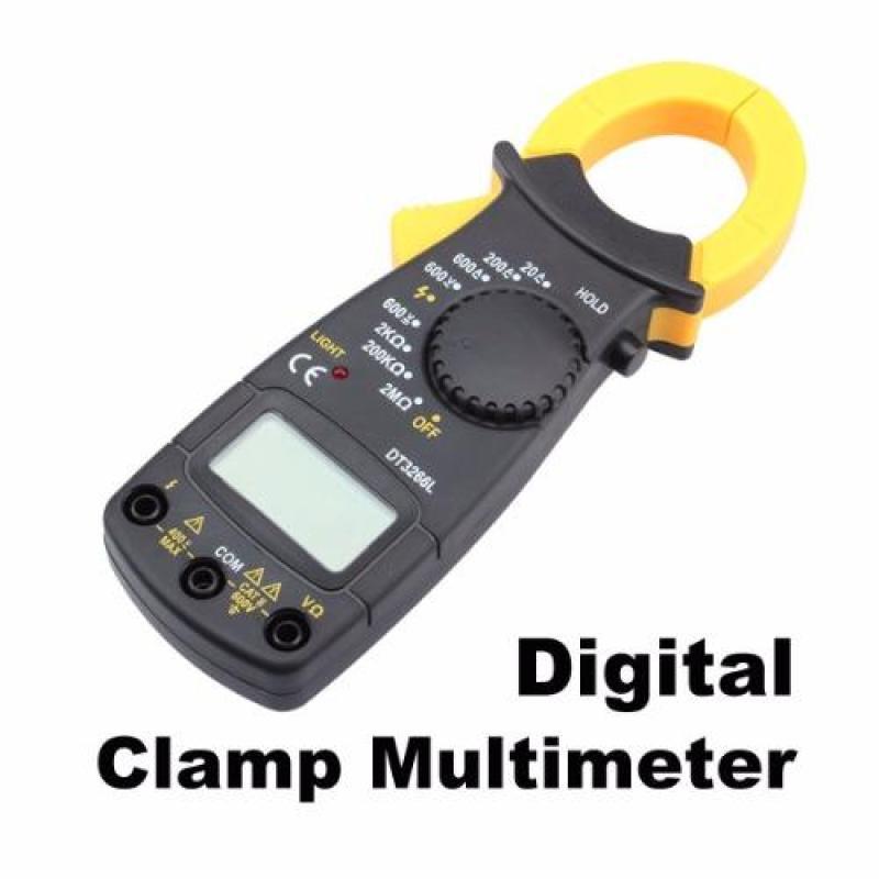 Thiết bị đo dòng điện ampe kế kìm kẹp