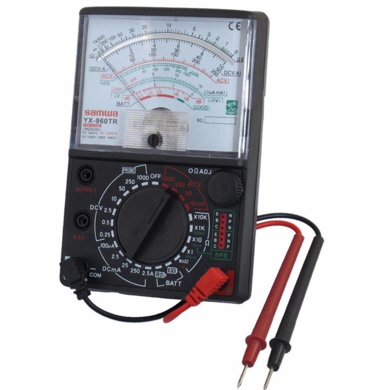 Thiết bị dụng cụ đo điện, điện tử  đồng hồ kim YX-960TR