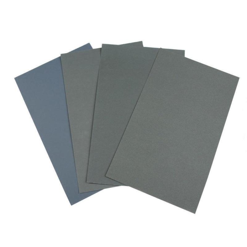 Wet and Dry Sandpaper 1500 grit STARCKE Abrasive Waterproof Paper Sheets - intl