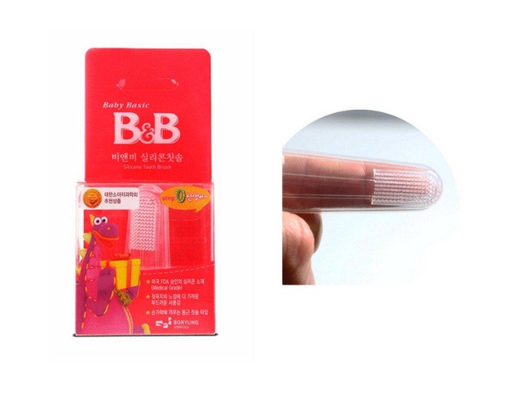 Bàn chải đánh răng dành cho bé B&B Silicone Toothbrus