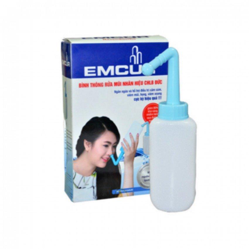 Bình rửa mũi cho trẻ em Emcur