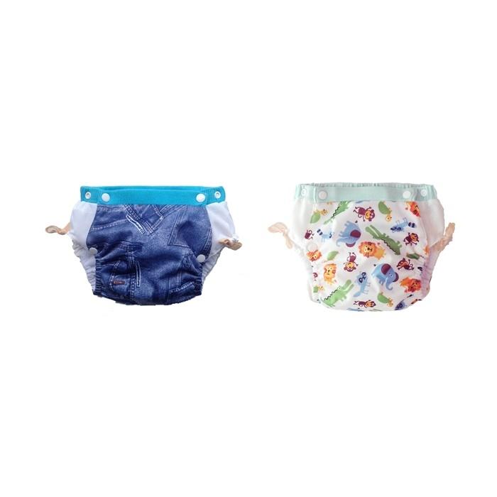 Bộ 2 tã vải dành cho bé trên 24kg và người lớn Dorabe 50
