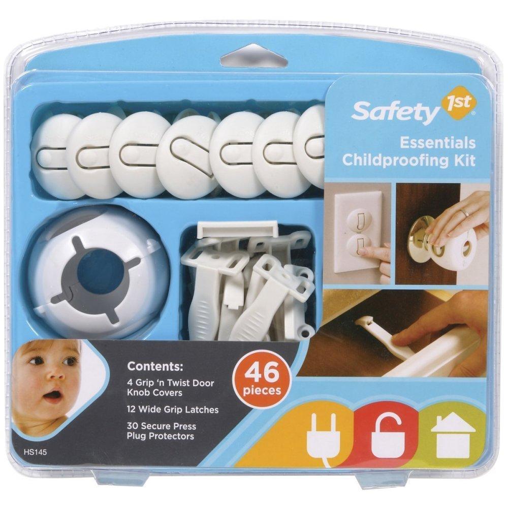 Bộ 46 dụng cụ an toàn Safety 1st