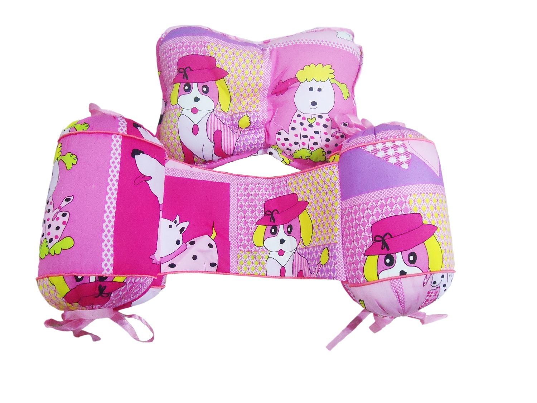 Bộ chặn giường cũi cho bé Panda Kids