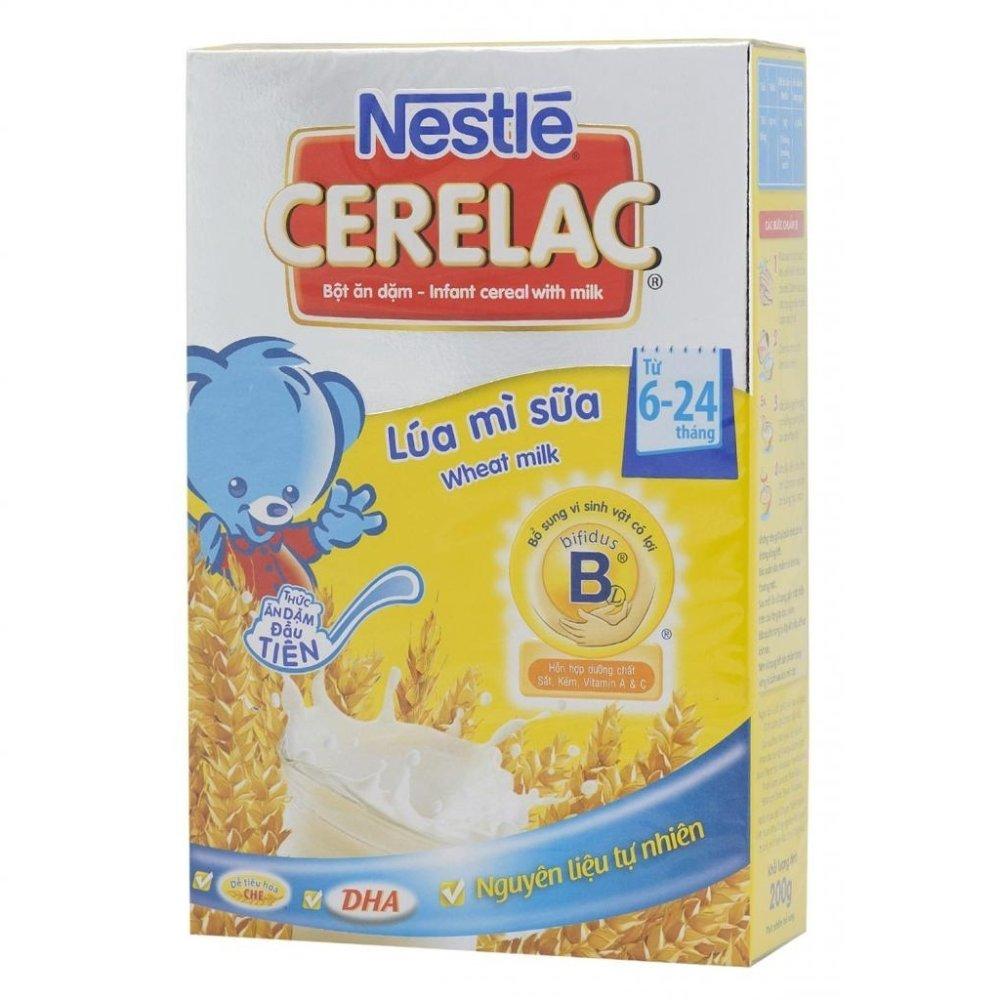 Bột lúa mì sữa Nestle 200g