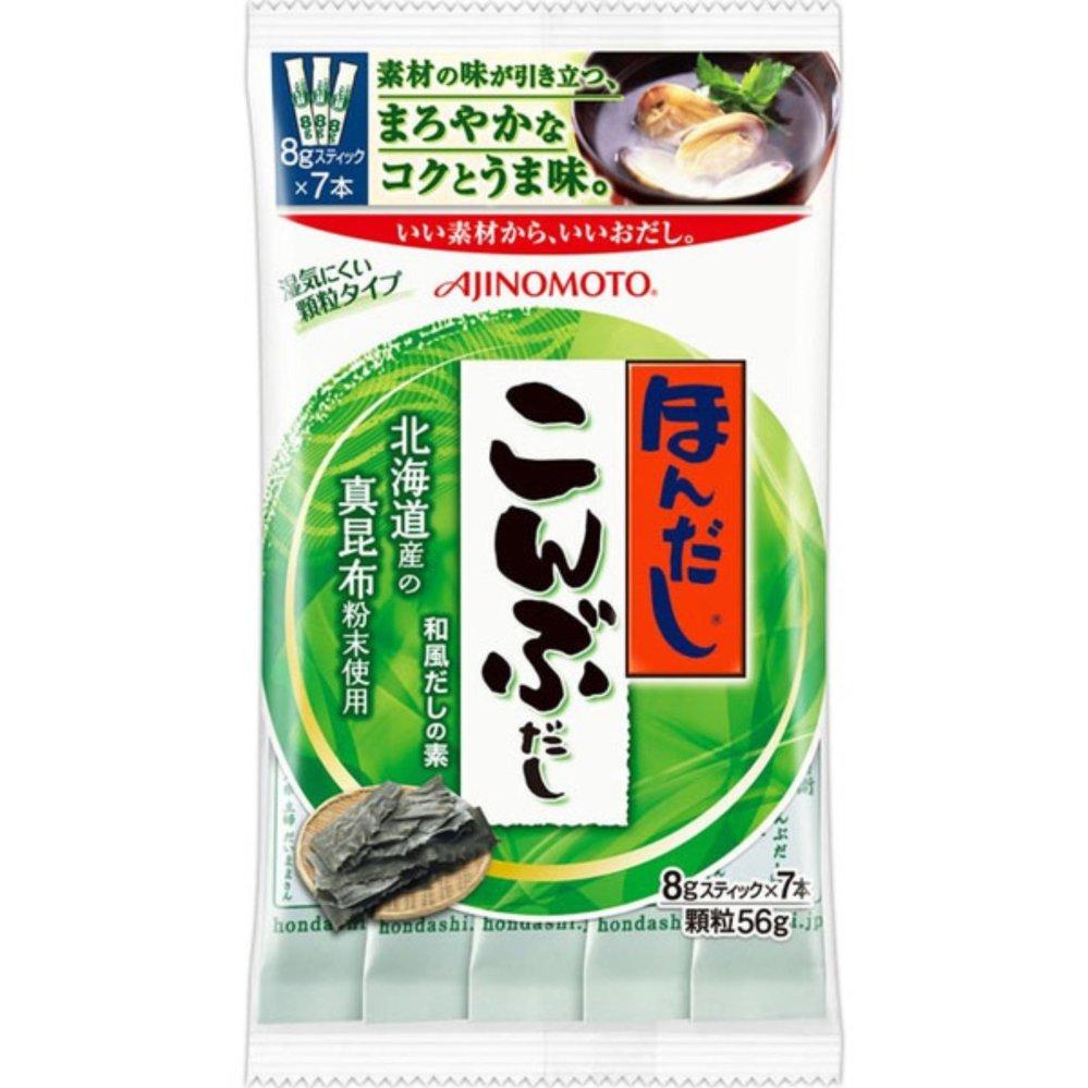 Hạt nêm cho bé ăn dặm vị rong biển Ajinomoto 11703 56g