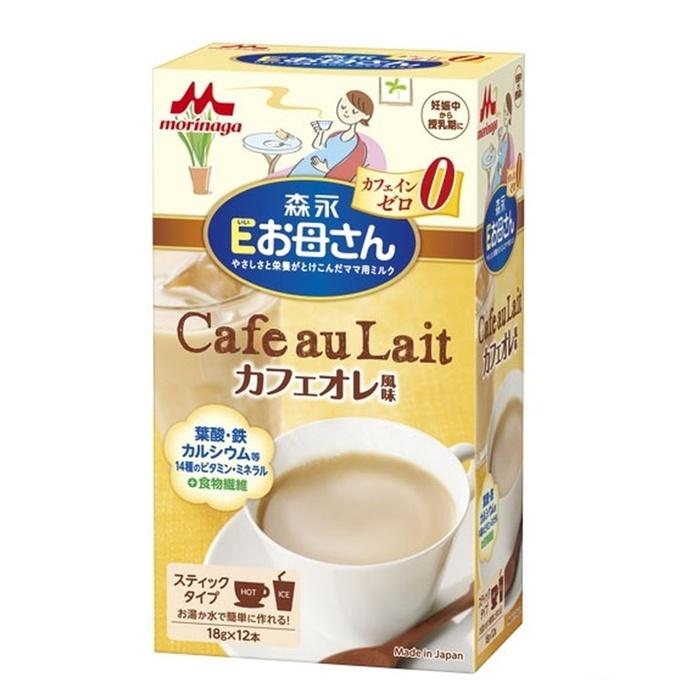 Hộp 12 gói Sữa bầu Morinaga vị cà phê 18g