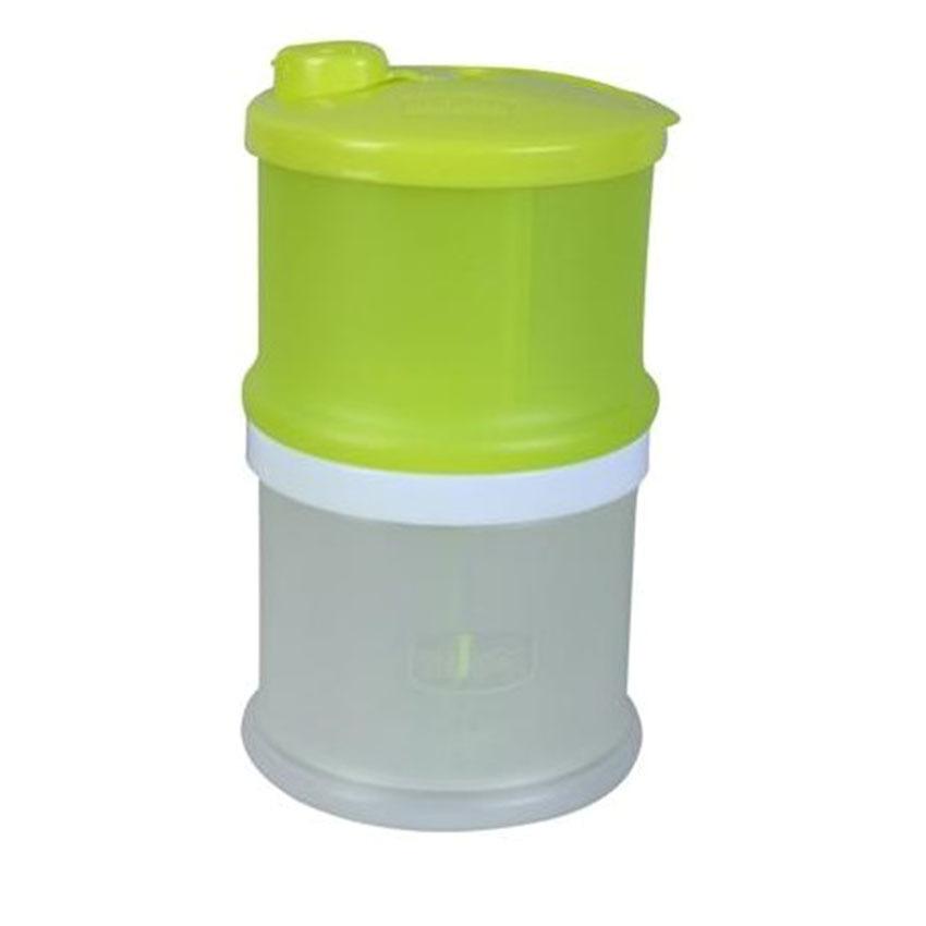 Hộp chia sữa Chicco 712263 (Trắng phối xanh)