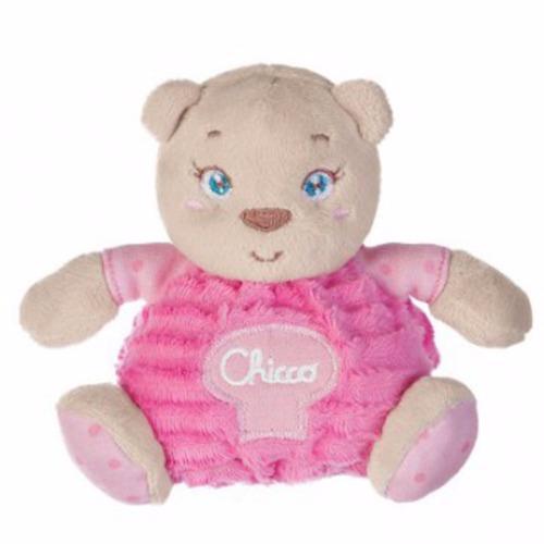 Hộp quà Gấu ôm Pink Chicco (Hồng)