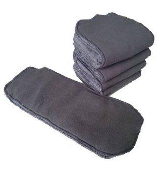 Bộ 5 miếng lót tã vải ban ngày bỉm 3kg -16kg