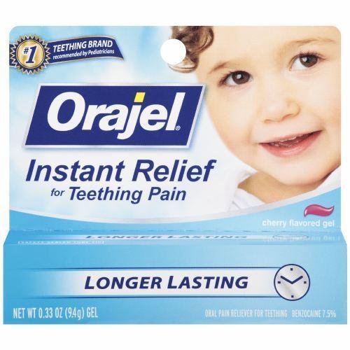Kem bôi nướu răng cho bé BABY ORAJEL 9.4gr