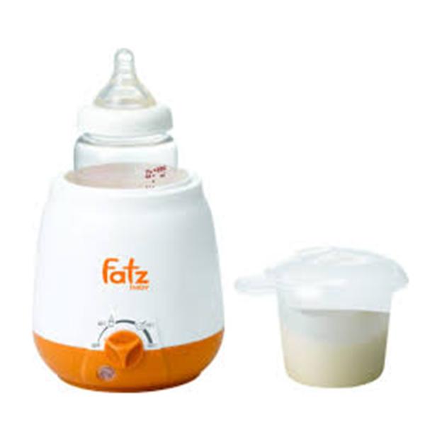 Máy hâm sữa 3 trong 1 Fatz HS001 (Trắng)
