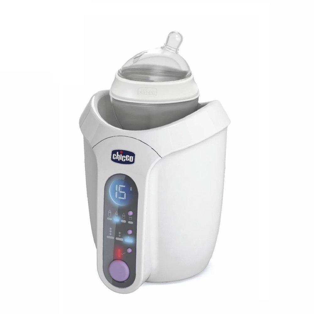 Máy hâm sữa và thức ăn điện tử Chicco (Trắng)
