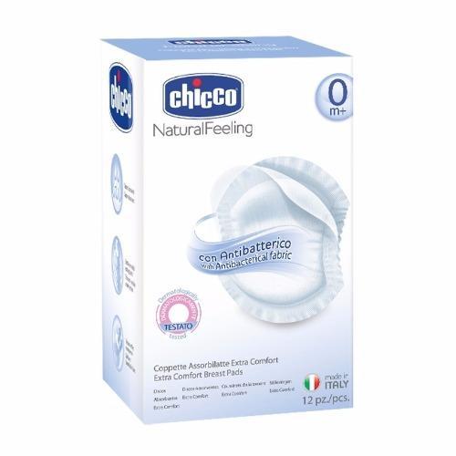 Miếng lót thấm sữa Chicco kháng khuẩn 8003670877486