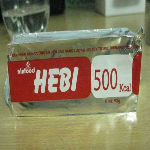 Sản phẩm dinh dưỡng Hebi 500g