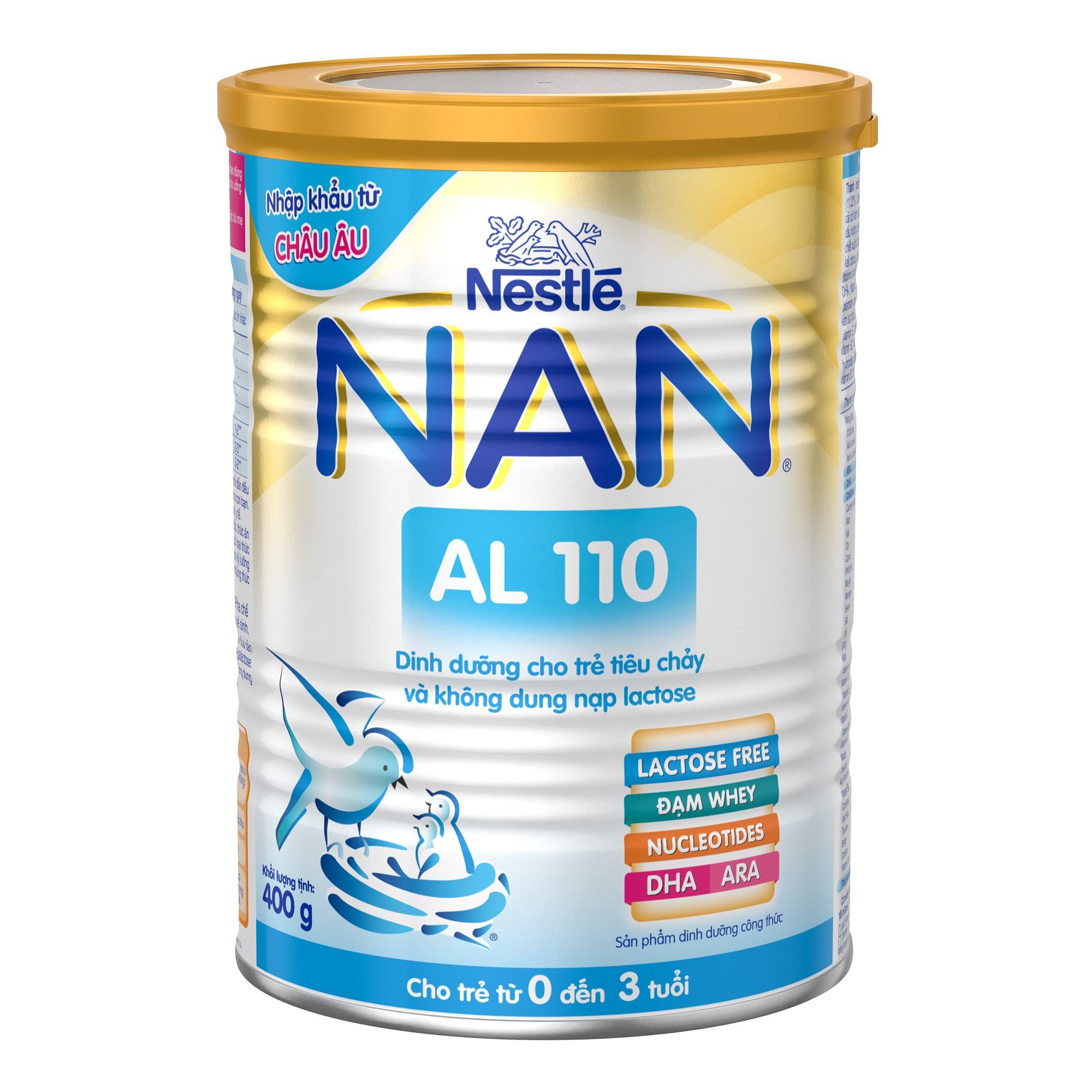 Sữa bột Nestle NAN AL 110