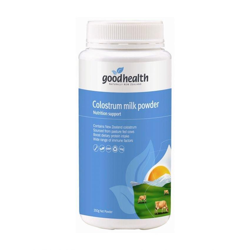 Sữa non dạng bột GOOD HEALTH Colostrum Milk Powder 350g