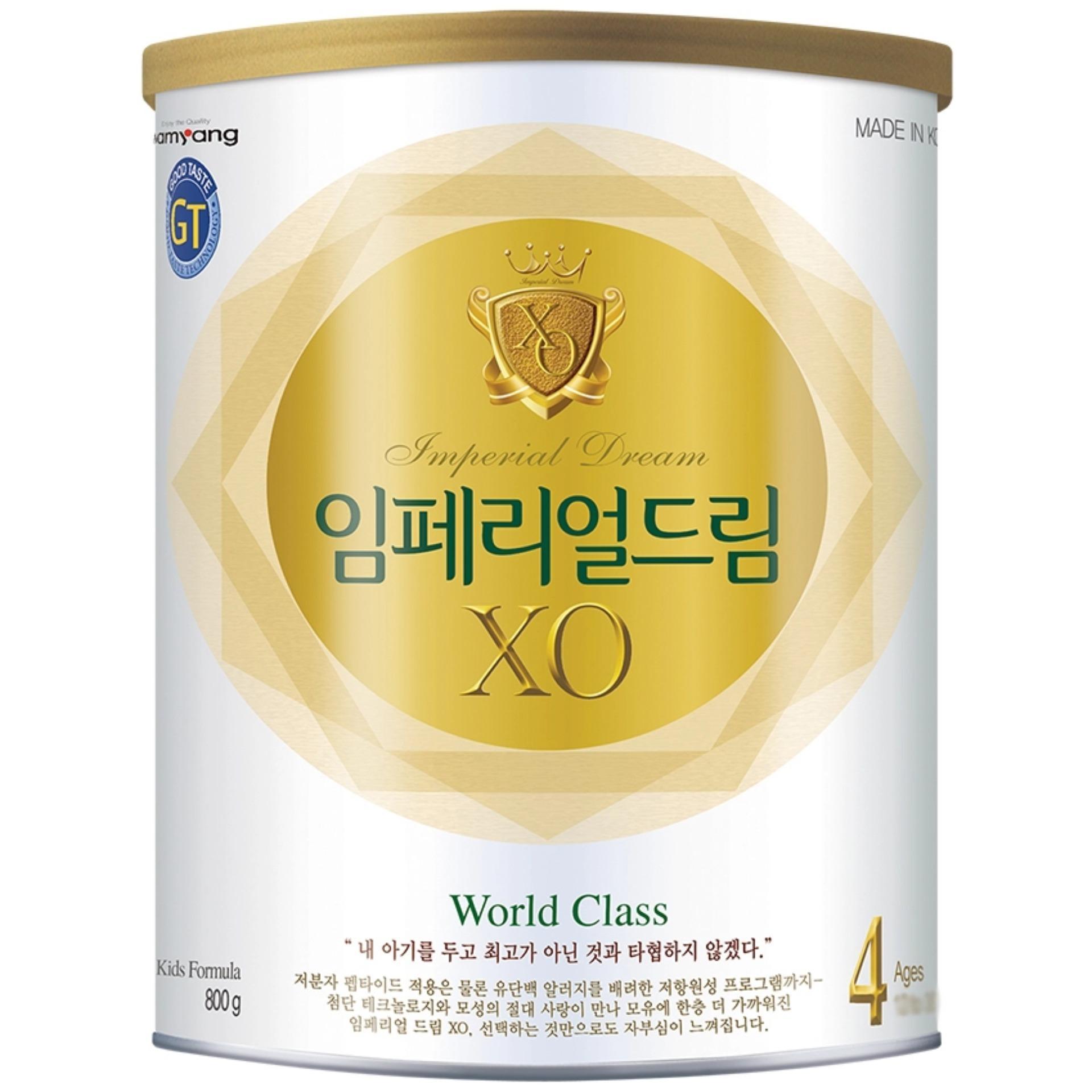 Sữa XO 4 (12 - 36 tháng) 800g