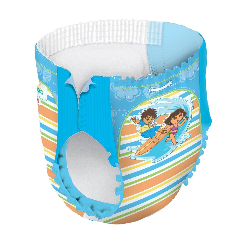 Tả chuyên dùng đi bơi và đi biển cho bé Pampers - Size 5 22 miếng